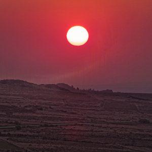 Arrakis, Brittany, Dune, Sun, sunrise, Bretagne, soleil, Monts d'Arrée,
