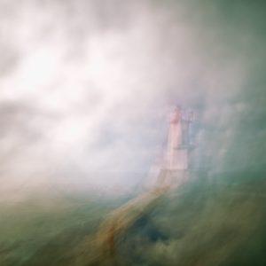 Bretagne, Brittany, ICM, Intentional camera movement, sunset, phare, lighthouse, seascape, paysage marin, mer, ocean océan, sea,